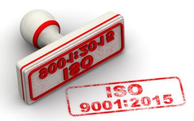 Sesión Informativa ISO 9001:2015